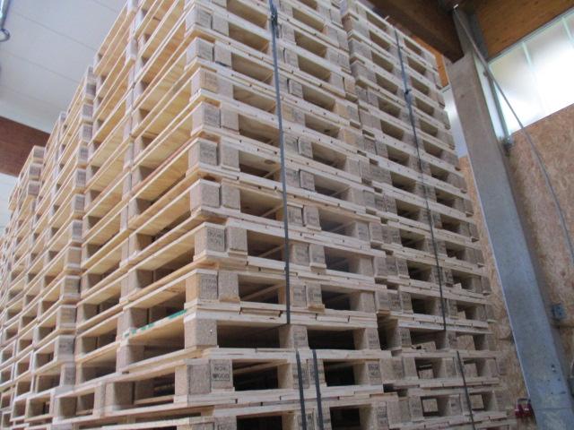 Restposten Non-Wood Paletten 600 x 800 mm